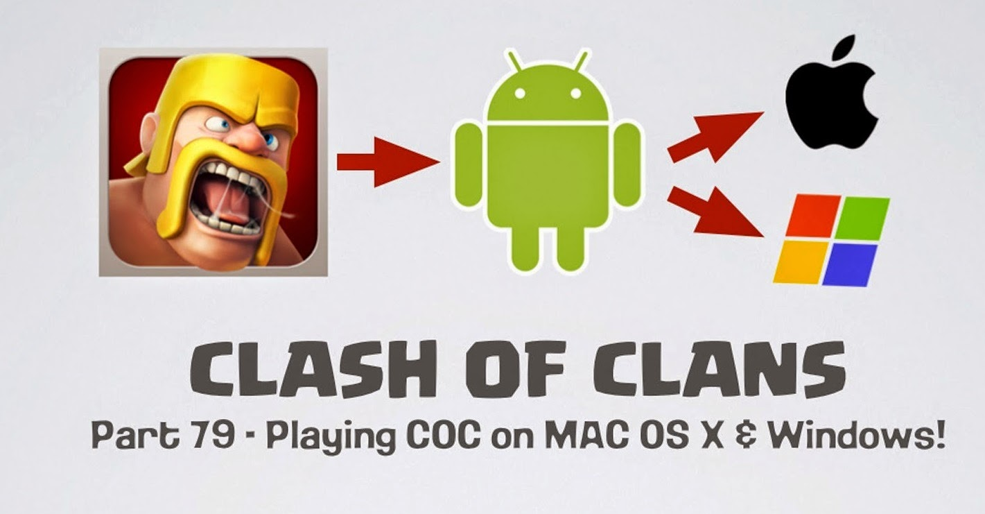 Coc for Mac - Windows