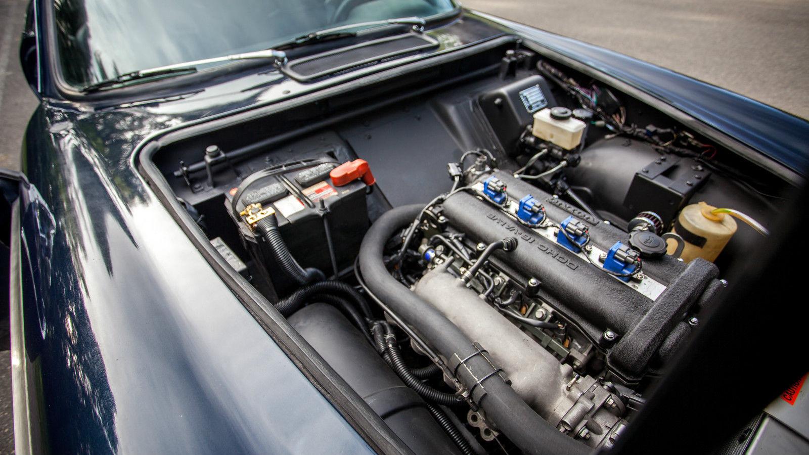 Daily Turismo: 10k: Miata Powered: 1963 Volvo P1800 Restomod
