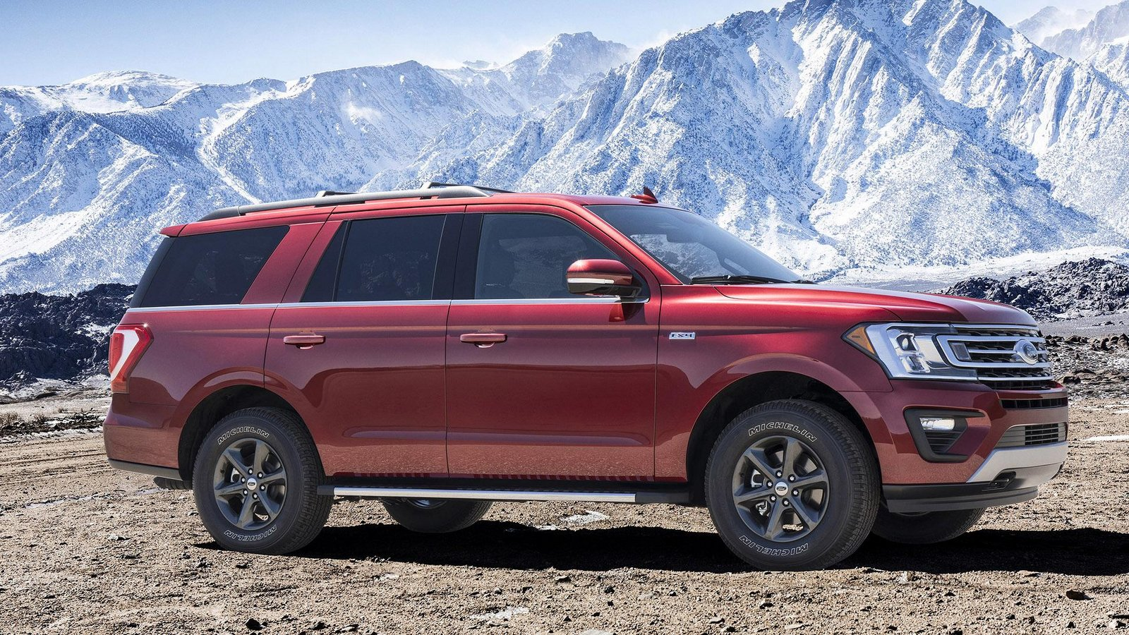 Ford Expedition Fx