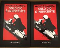 """Logo Con Fazi Editore vinci gratis copie del thriller """"Solo Dio è innocente"""" di Michele Navarra"""