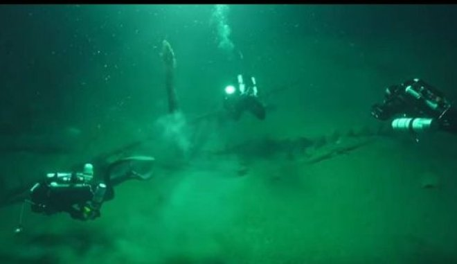 The World's Oldest Intact Shipwreck, 'Odysseus' Ship,' Was Discovered In The Black Sea
