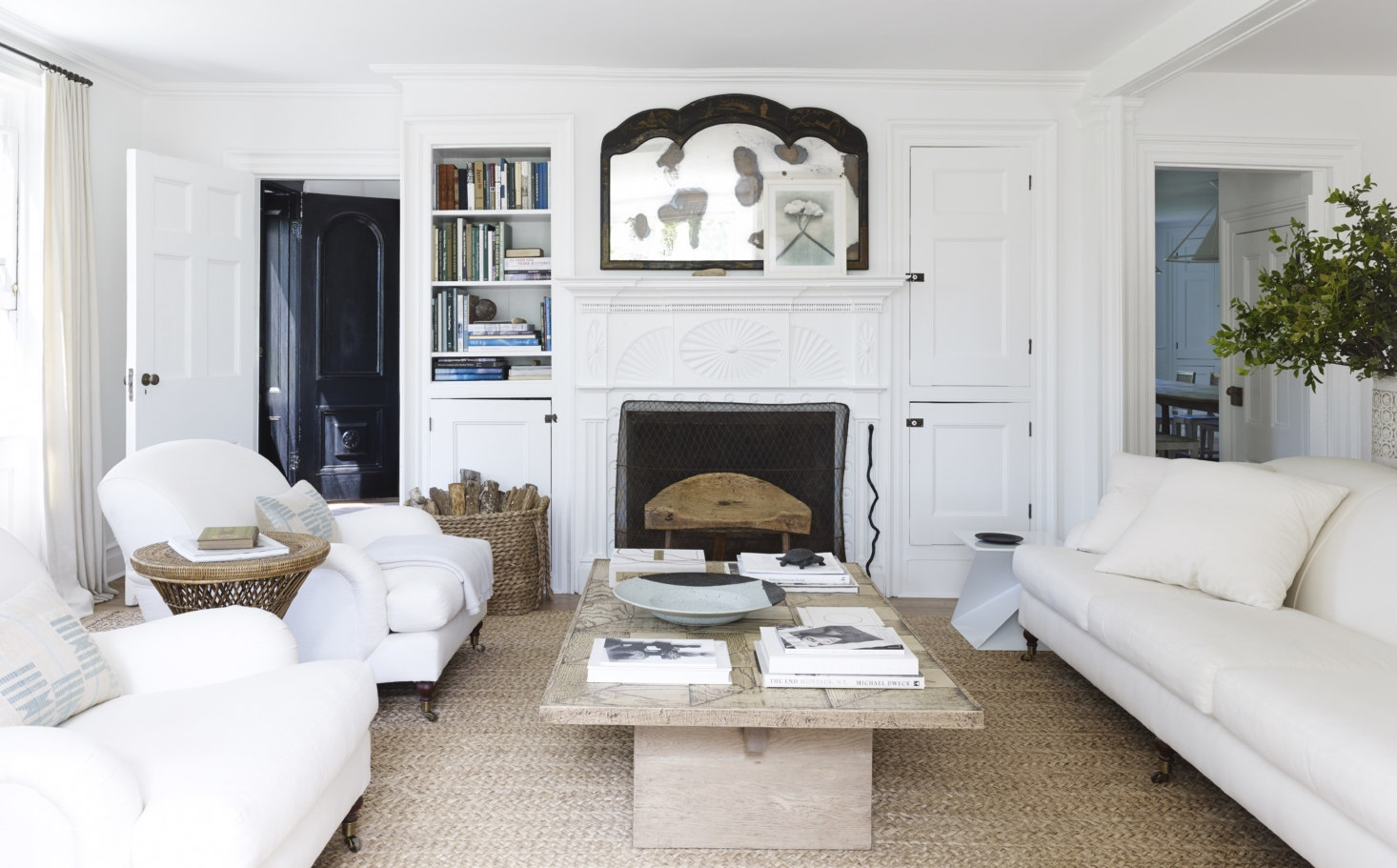A house in the Hamptons, The beauty of simplicity