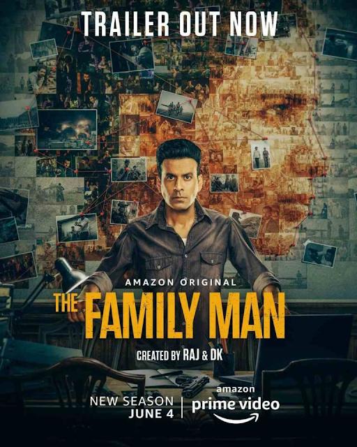 The Family Man Season 2 (2021) full webseries download, Watch Online