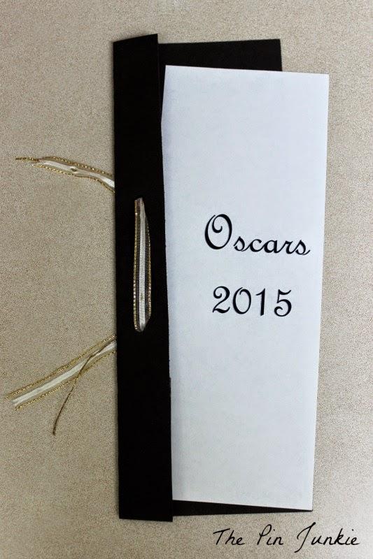 Printable Oscar Ballots