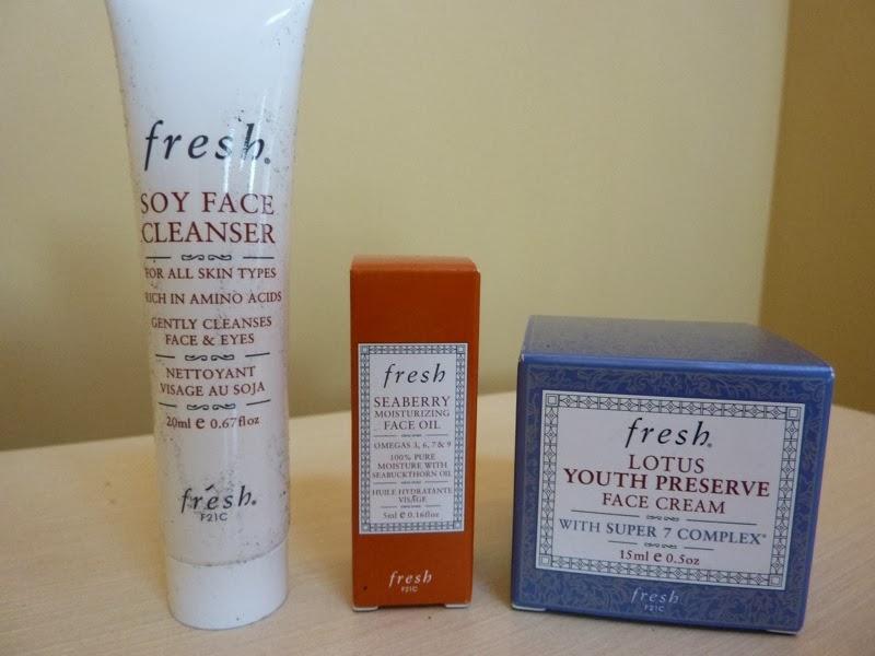 Fresh Cleanser Face 20ml Soy
