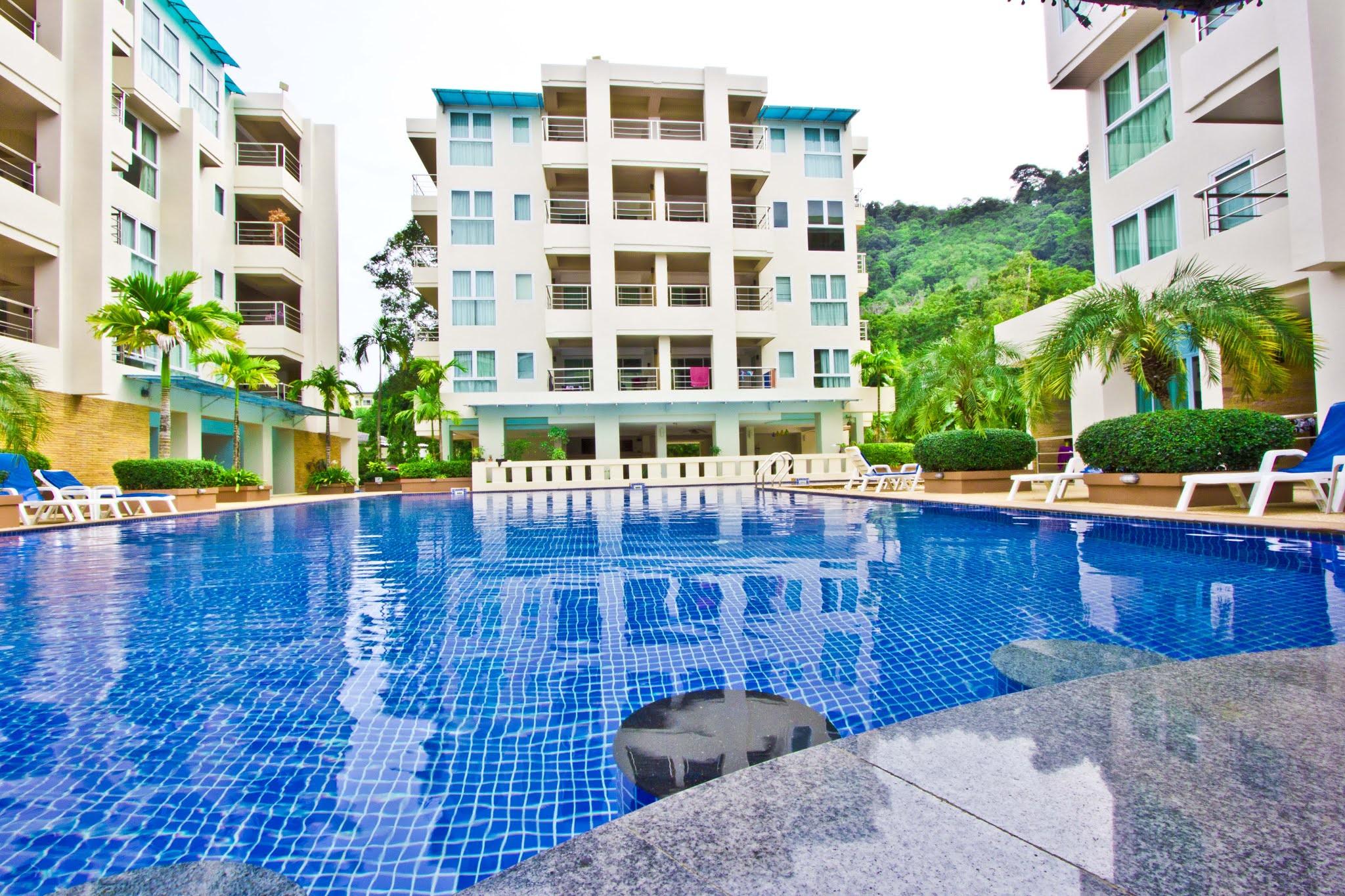 patong harbor view apartment rentals
