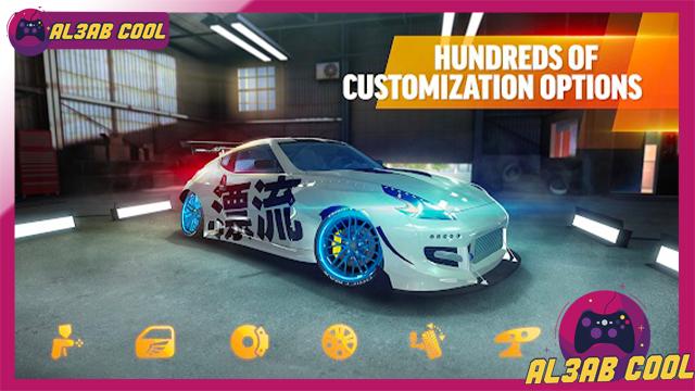 تحميل لعبة Drift Max Pro Car Drifting Game MOD للأندرويد من الميديا فاير