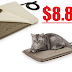 K&H P Small Heated Pet Bed $8.83 (Reg $40) + Free Shipping With Amazon Prime or $25 Order