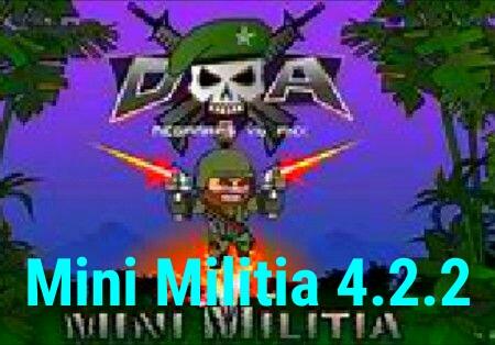 mini militia 4