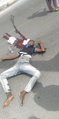 Two killed IPOB members by Nigerian police at Enugu