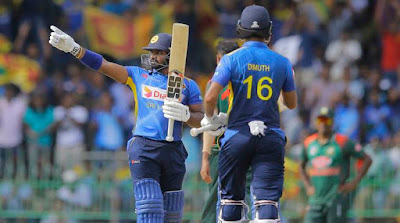 BAN tour of SL 2019 BAN vs SL 3rd Match Cricket Win Tips