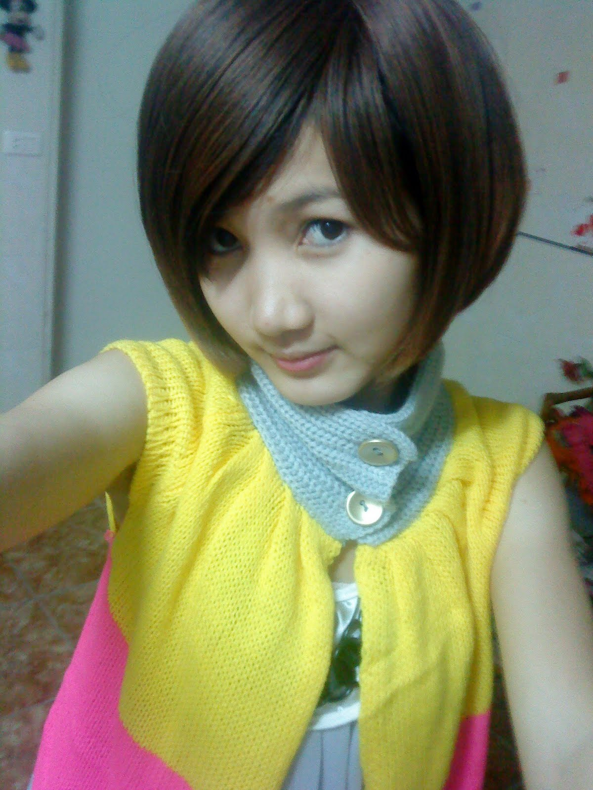 Pretty photo khmer girl