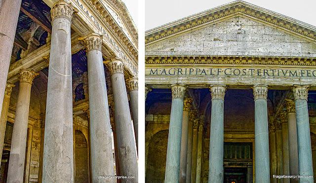 Pantheon, Roma