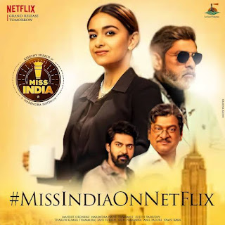 Miss India Hindi Dubbed Movie Download