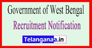 Government of West Bengal-District Magistrate / Collector Malda Recruitment Notification 2017