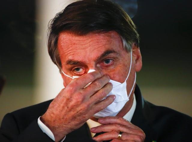 Lamento todos os mortos, mas é o destino de todo mundo, diz Bolsonaro