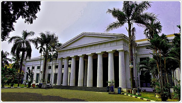 Museum Seni Rupa & Keramik;Destinasi Wisata Jakarta