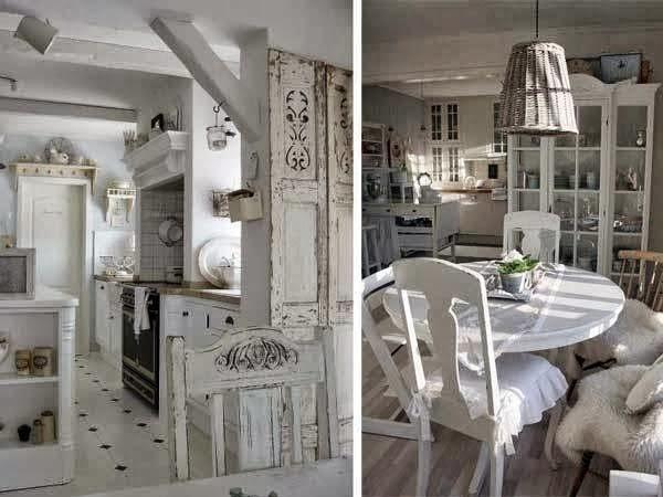 I love casa stile shabby chic moodboard e idee di for Stili per la casa
