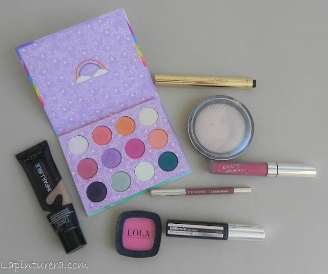 bodegón maquillaje
