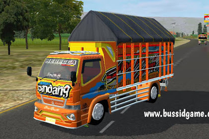 Mod Truck Canter Rebeca Pindang By RMC Creation
