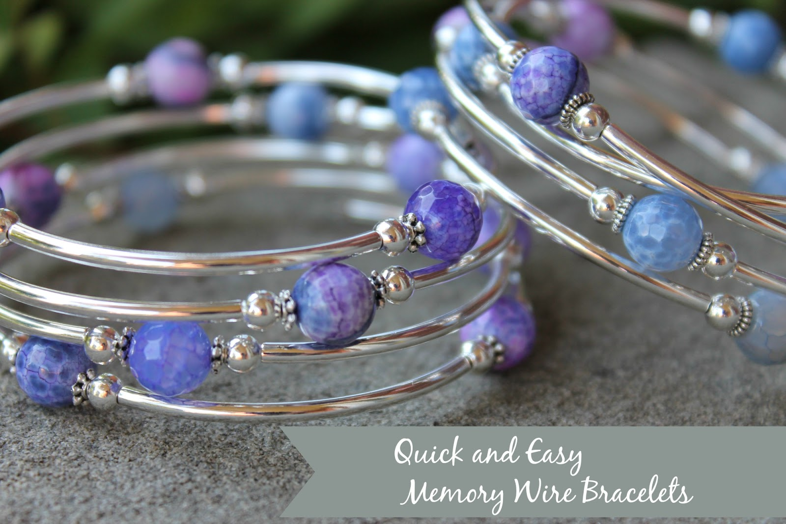 Have All This: Learn to Make Memory Wire Bracelets