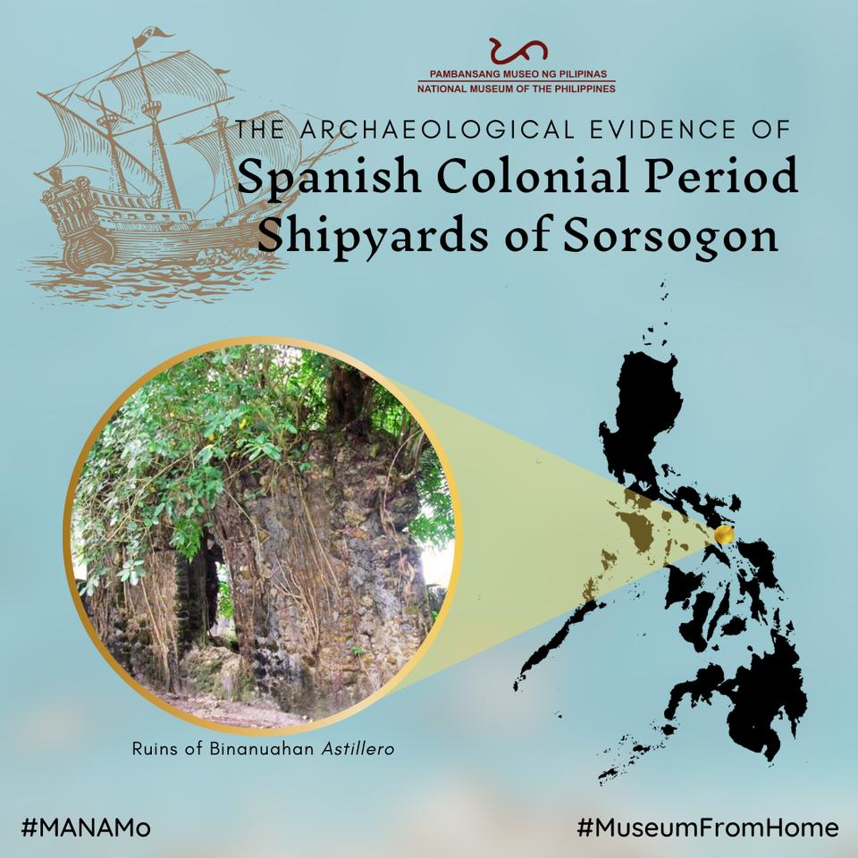 The Spanish Colonial Shipyards of Sorsogon