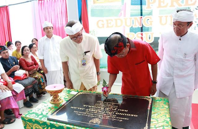 Bali Siapkan Perda Standardisasi Pelayanan Kesehatan