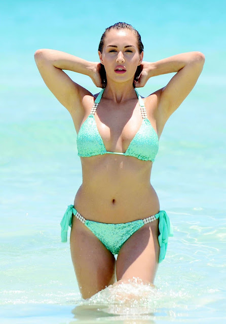 Chloe Goodman in Bikini in Miami