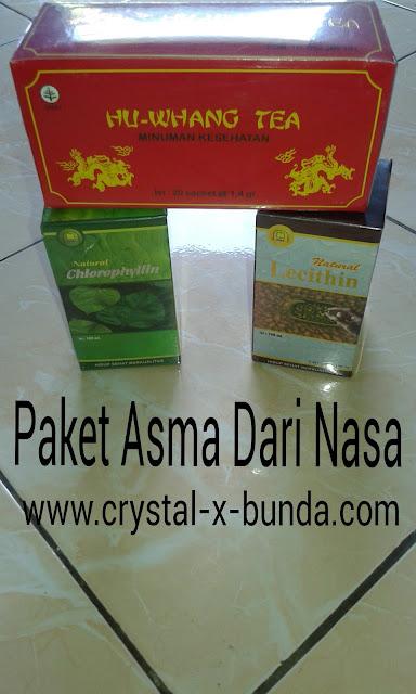 Gambar Paket Asma Dari Nasa
