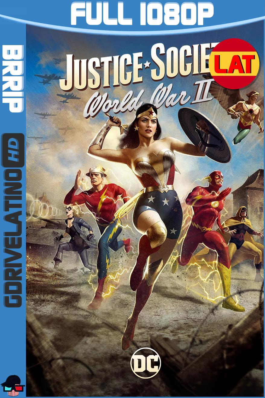 Justice Society: World War II (2021) BRRip 1080p Latino-Ingles MKV