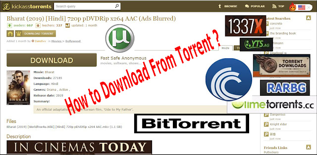 How to Download From Torrent Website