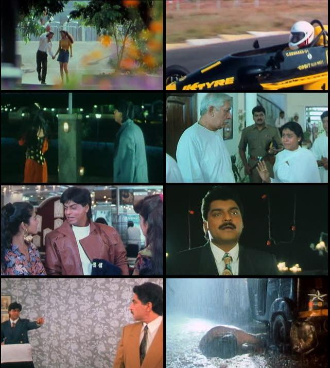 Baazigar 1993 Hindi 720p HDRip