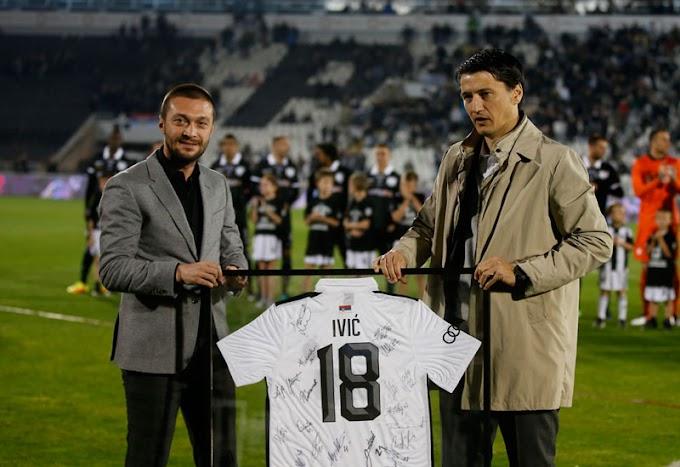 Nudi se da bude trener Partizana: Uslov mu je samo da ne igra Saša Ilić! (FOTO)