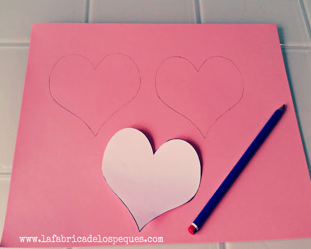 Piruleta de corazón