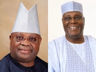 Atiku and Adeleke