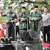 Tebarkan Nasionalisme di Kota Malang Melalui Kirab Kebangsaan