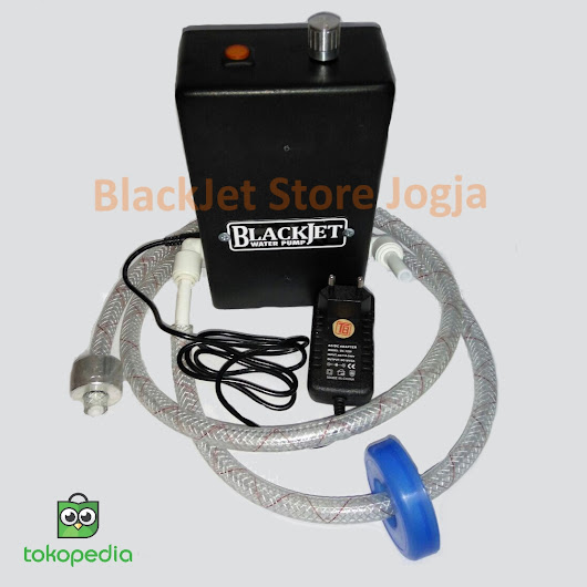 Jual Pompa Air Kangen Water BlackJet  - Pompa BlackJet