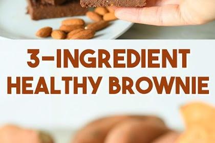 #Healthy #Chocolate #Brownies