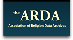 The Association of Religion Data Archives (ARDA)