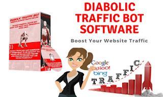 Diabolic Traffic Bot v6.42 Latest Cracked