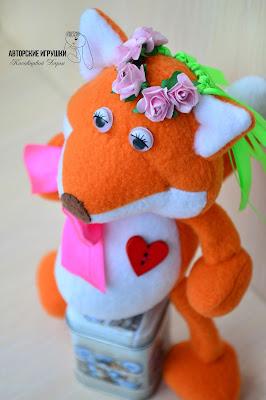 Мягкая игрушка лиса, лиса игрушка, купить игрушку лис, лисица мягкая, оранжевая лиса, лисенок ручной работы, игрушки рыжий лис.