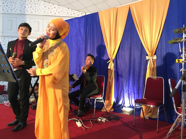 HP. 0857-9999-1272 (M3) : Hiburan Nasyid Islami / event / wedding | Naufal - Wedding Jojo & Lia