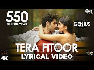 Tera Fitoor | Arijit-Singh | Song English Lyrics idoltube –