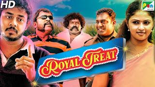 Royal Treat 2020 Hindi Dubbed 720p WEBRip