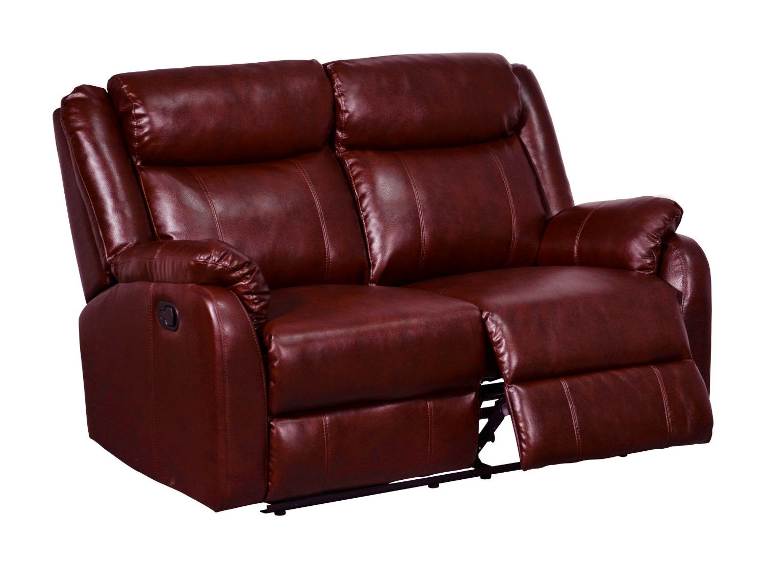 Modena 2 Seater Reclining Leather Sofa Milan Garden Set The Best Sofas Ratings Reviews