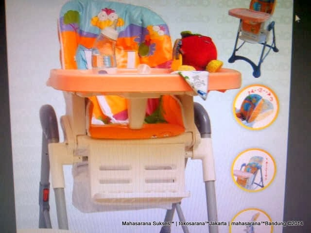 Baby High Chair Care HC51 Euro-Cart