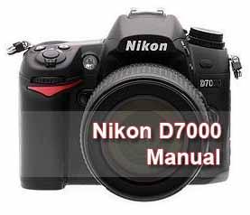 Nikon D7000 User Manual English