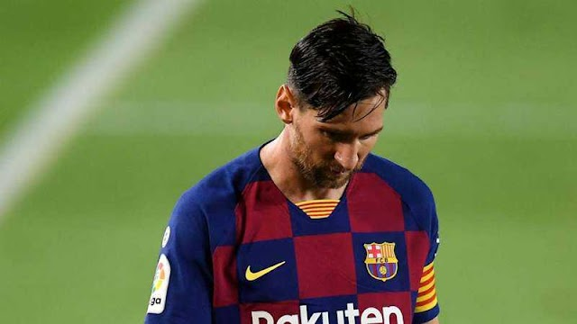 Barcelona Board Members Want Messi To Leave After Koeman Meeting