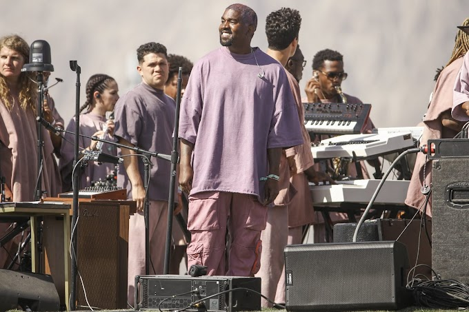 Kanye West's Sunday Service choir seeks $1 million in unpaid wages