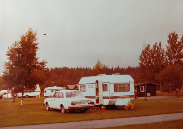 Wohnwagen in Schweden